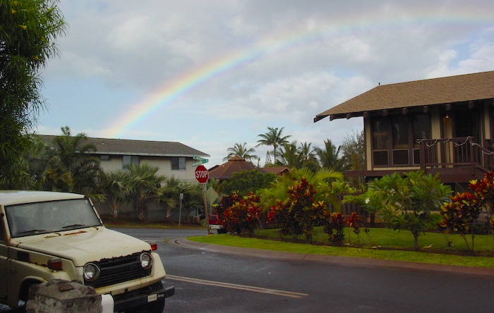 would you pay over a million for rainbows? some will but but many see it as another reason not to move to Hawaii