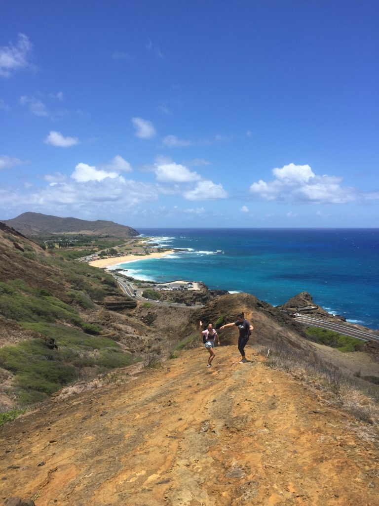 Koko Head Arch Hike